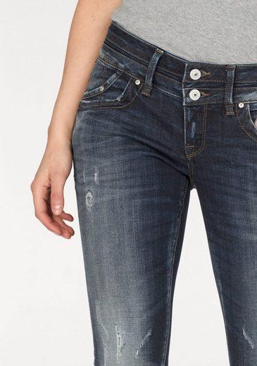LTB Skinny-fit-Jeans JULITA X, mit 2-Knopf-Verschluss