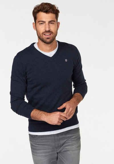 lowest price 26c46 5caa7 V-Ausschnitt-Pullover für Herren online kaufen | OTTO