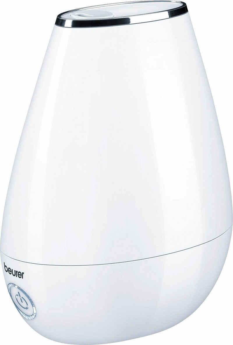 BEURER Luftbefeuchter LB 37, 2 l Wassertank, zur Verwendung mit Aromaölen