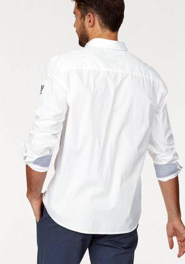 Rhode Island Hemd, mit Frontprint
