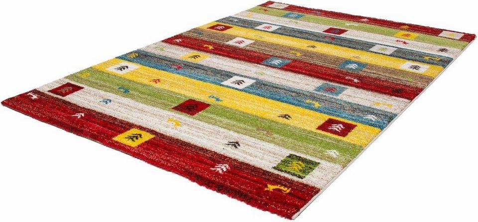 Teppich, Lalee, »Oman 605«, Höhe 23 mm, gewebt  OTTO