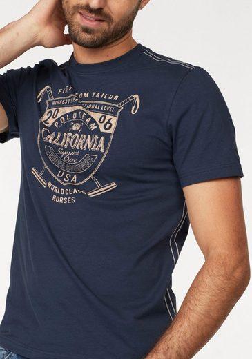 T-shirt De Léquipe De Tailleur Tom