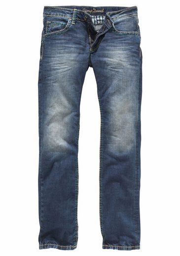 CAMP DAVID Straight-Jeans NI:CO:R611