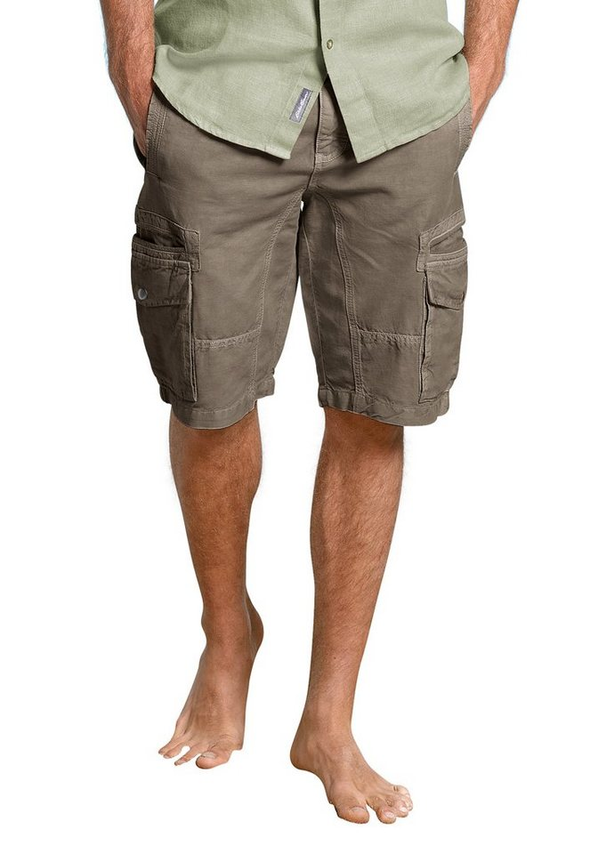 eddie bauer cargo shorts mit leinen online kaufen otto. Black Bedroom Furniture Sets. Home Design Ideas