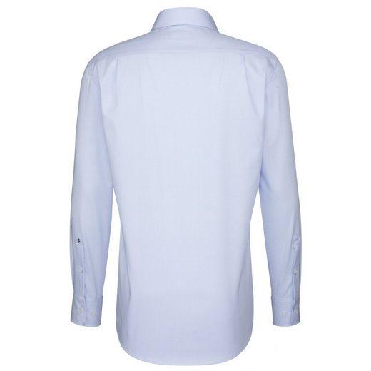 Seidensticker Shirt Business Modern, Kent-collar