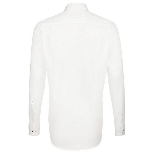 seidensticker Businesshemd Modern, Kläppchen-Kragen