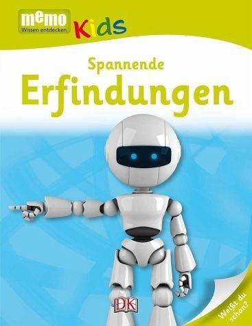 Gebundenes Buch »Spannende Erfindungen / memo Kids Bd.27«