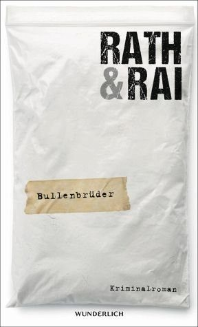 Gebundenes Buch »Bullenbrüder«