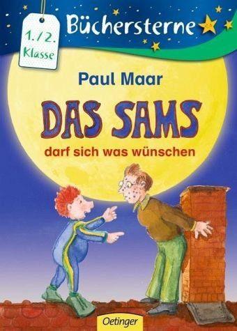 Gebundenes Buch »Das Sams darf sich was wünschen / Das Sams...«
