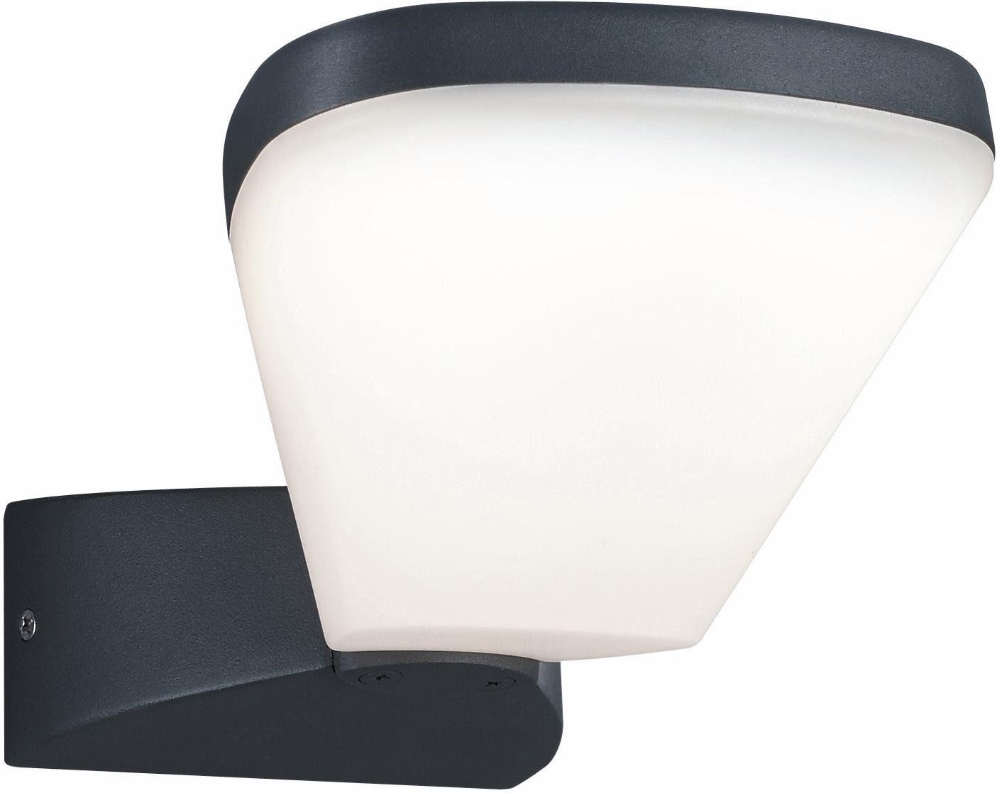 TRIO Leuchten LED Außenleuchte, 1flg, Wandleuchte, »VOLTURNO«