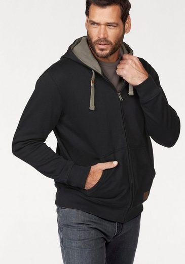 Man's World Kapuzensweatjacke