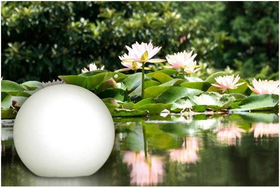 BONETTI LED Gartenleuchte »Kugelleuchte«