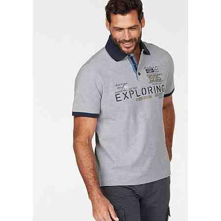 Das hat Mann gern: Herren Polo Shirts in großen Größen von schlicht und einfarbig bis bunt und bedruckt!