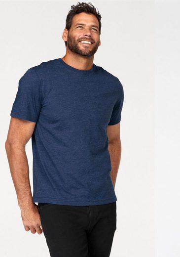 Man's World T-Shirt (Packung, 2-tlg., 2er-Pack)