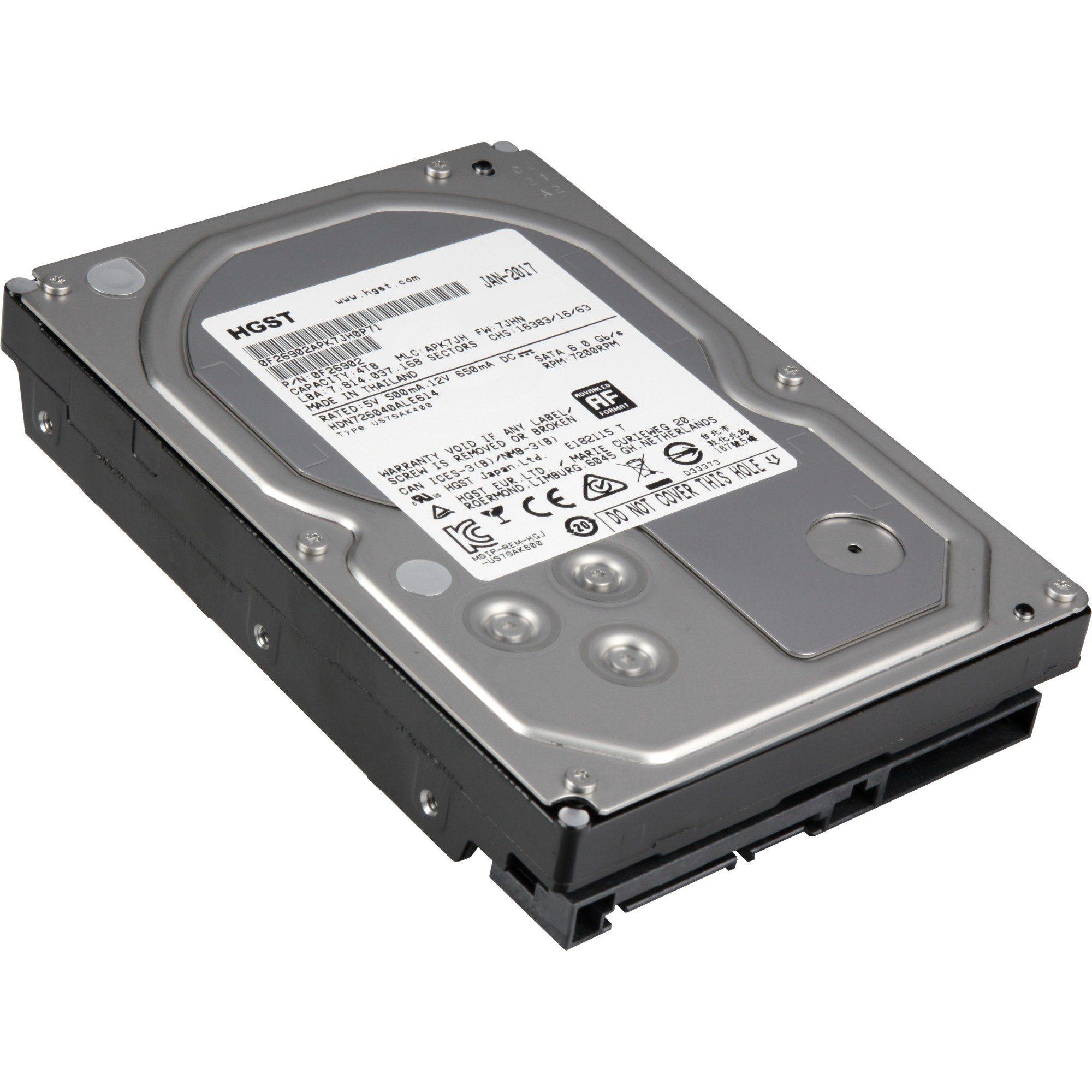 HGST Festplatte »H3IKNAS400012872SWW 4 TB«
