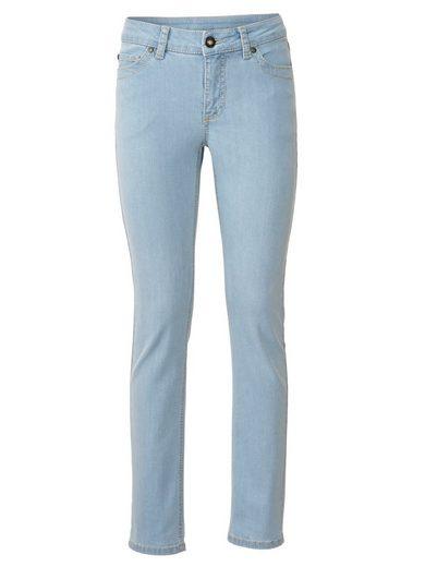 Rick Cardona By Heine Jeans With Contrast Stitching