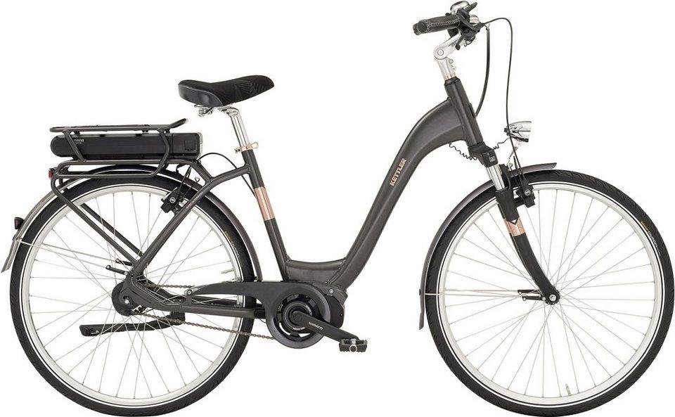 kettler da city e bike mittelmotor 36v 250w 26 28 zoll 8 gg shimano nexus freilauf layana e. Black Bedroom Furniture Sets. Home Design Ideas