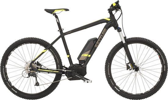 Kettler E-Bike »E-Blaze GO HT«, 9 Gang Shimano Deore Schaltwerk, Kettenschaltung, Mittelmotor 250 W