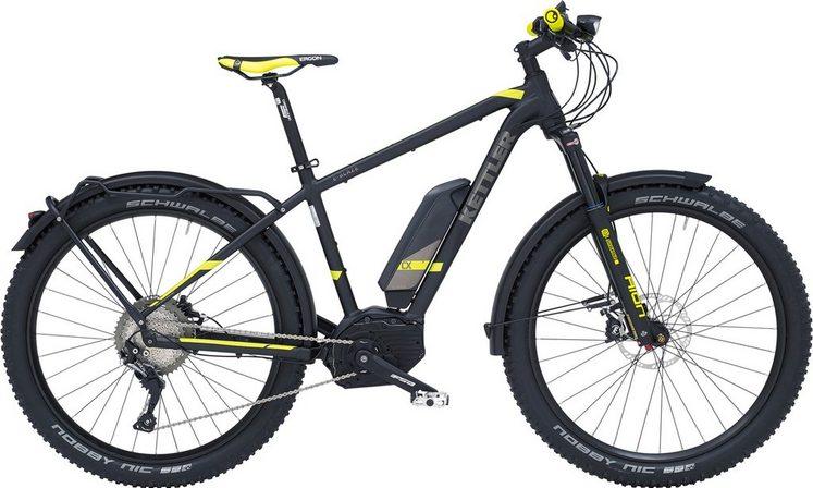 Kettler E-Bike »E-Blaze HT SUV«, Shimano SLX Schaltwerk, Kettenschaltung, Mittelmotor 250 W