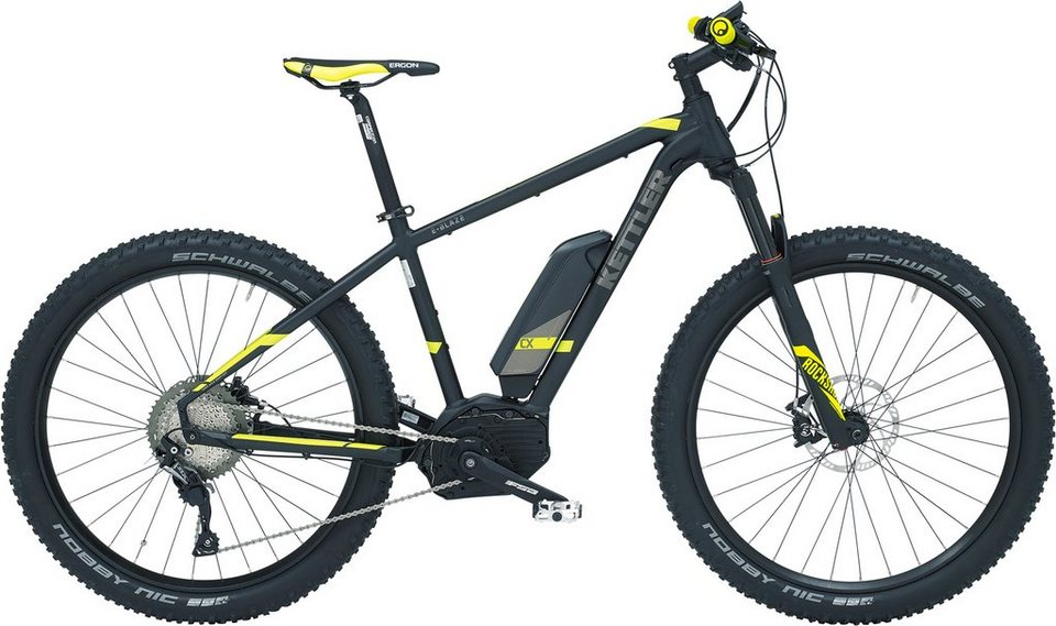 kettler kettler he hardtail mtb e bike mittelmotor 36v. Black Bedroom Furniture Sets. Home Design Ideas