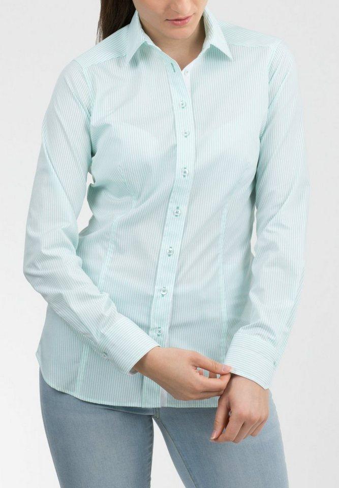 eterna 1 1 arm bluse slim fit gestreift kaufen otto. Black Bedroom Furniture Sets. Home Design Ideas