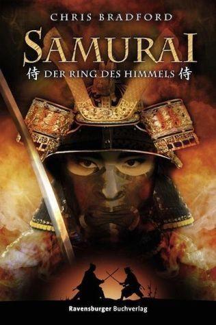 Broschiertes Buch »Der Ring des Himmels / Samurai Bd.8«