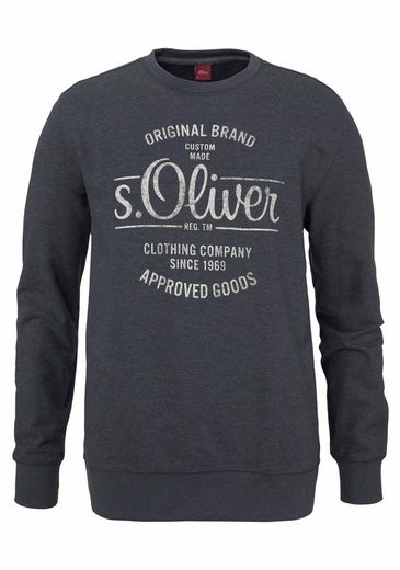 s.Oliver RED LABEL Sweatshirt