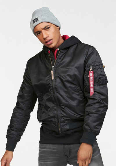 info for 037e9 aad96 Alpha Industries Bomberjacken online kaufen | OTTO