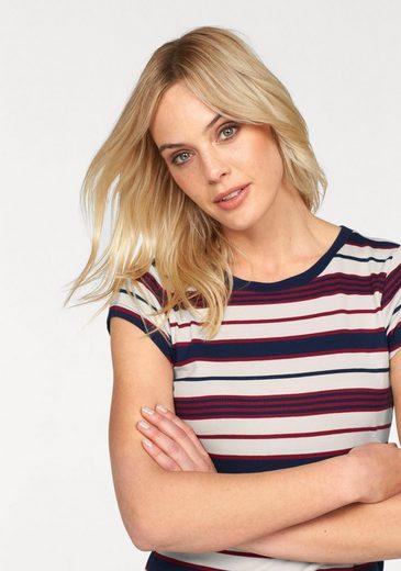 Lee® T-Shirt, im Streifen-Look