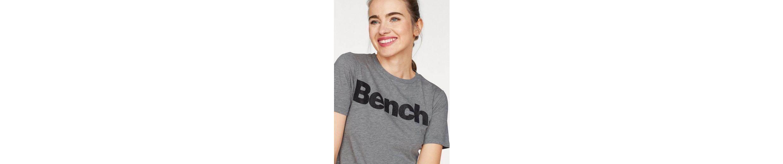 Bench T-Shirt, mit Glitzer-Print