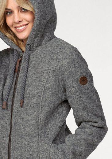 Redpoint Winterjacke, mit Kapuze und schönen Details