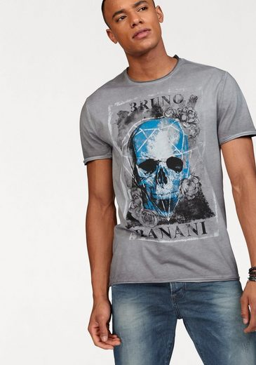 Bruno Banani T-shirt With Skull Print