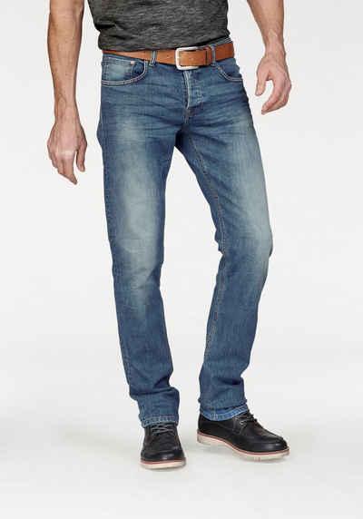 Bruno Banani Straight-Jeans »Dylan« Sale Angebote Roggosen