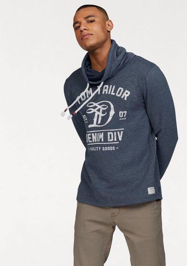 Tom Tailor Denim Sweatshirt
