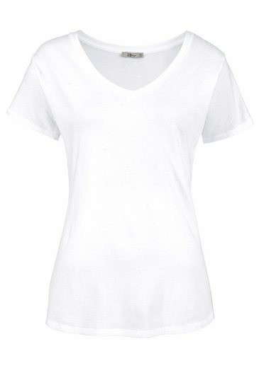 LTB T-Shirt ASYON T/S, mit dezenter Logo-Stickerei