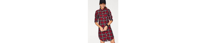 AJC Karobluse, in extra-langer Form, auch als Kleid tragbar