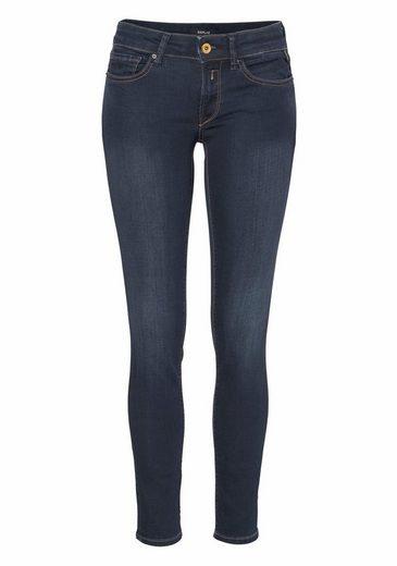Replay Skinny-fit-Jeans LUZ, mit Stretch