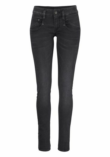 Herrlicher Slim-fit-Jeans Shyra Slim