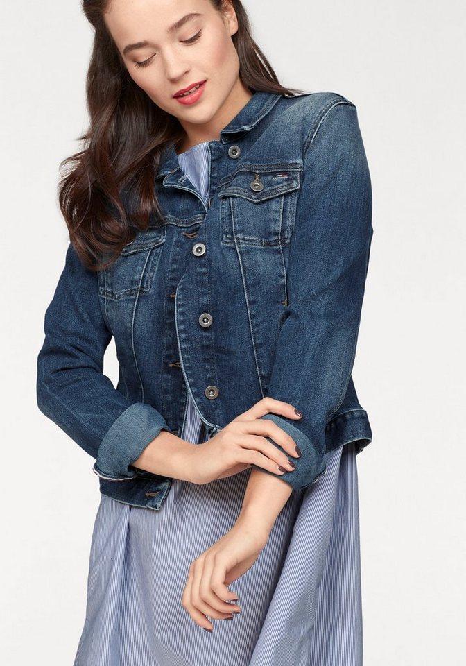 Hilfiger jeansjacke vivianne