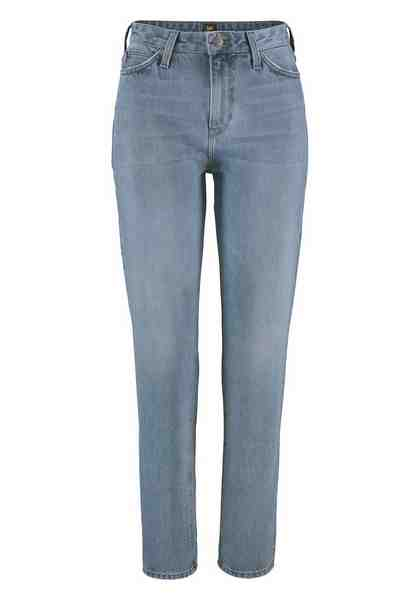 Lee® Stretch-Jeans »MOM Straight«, High waist