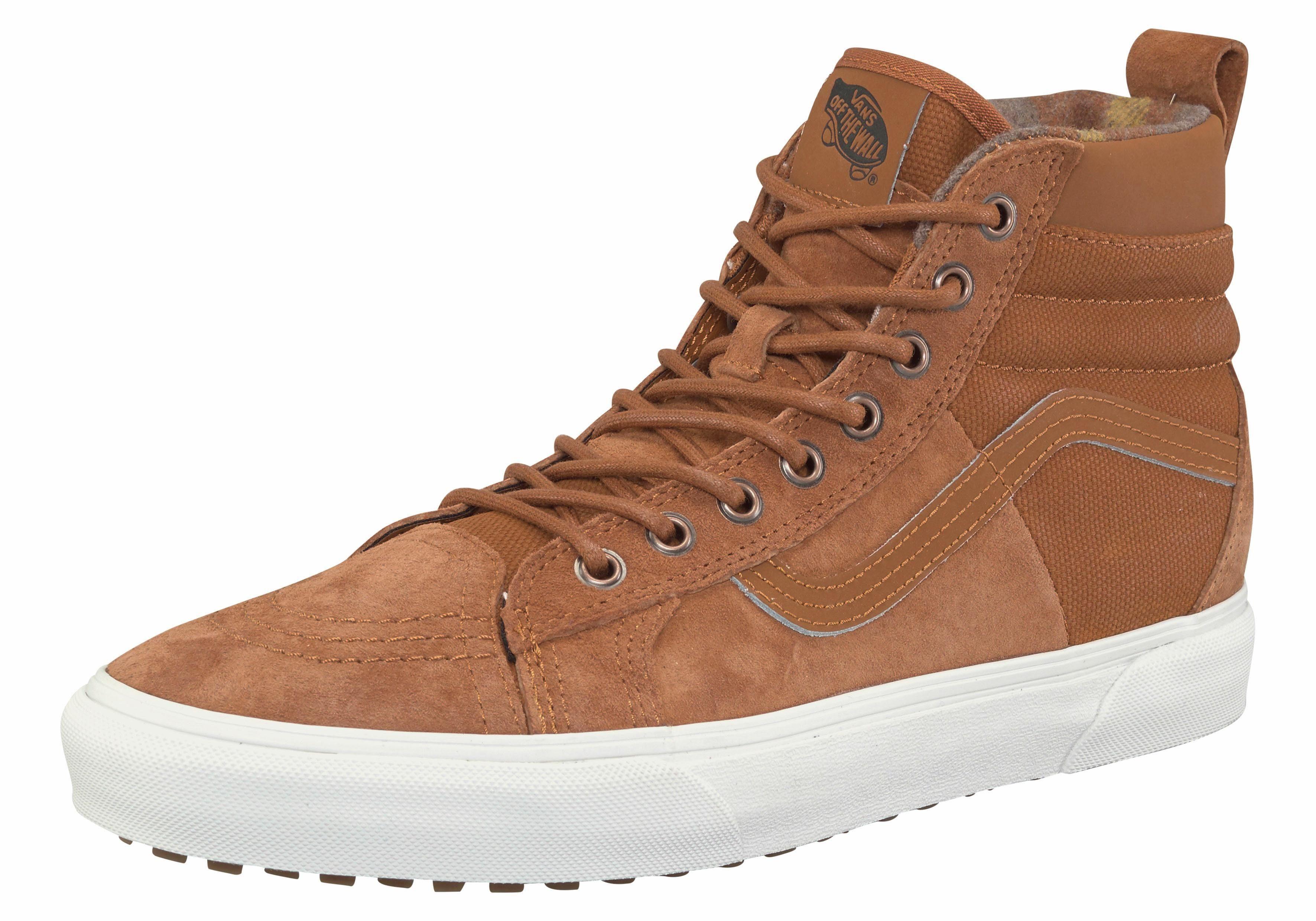 Vans SK8-Hi 46 MTE DX Sneaker online kaufen  hellbraun