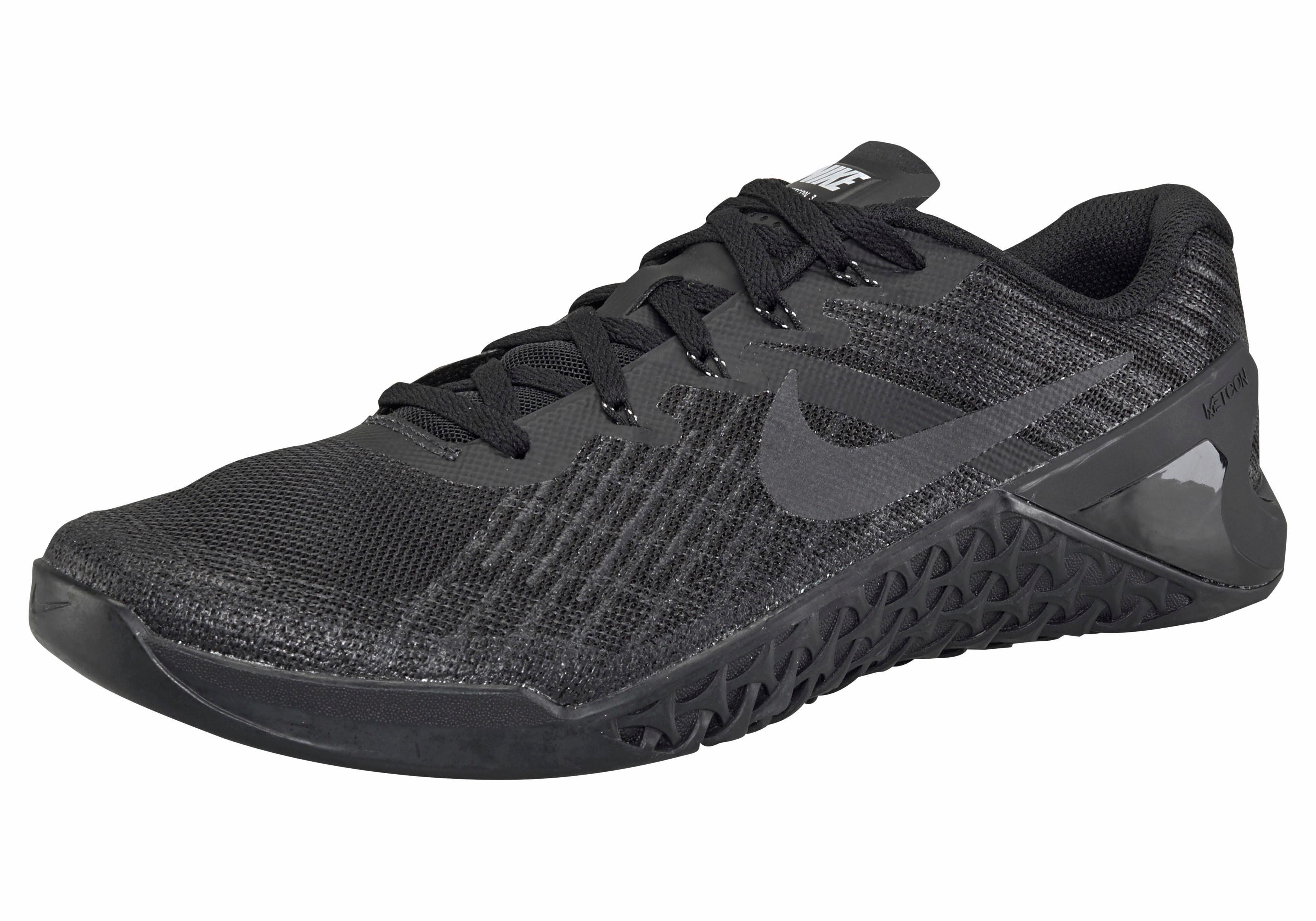 Nike Sportswear Metcon 3 Trainingsschuh kaufen  schwarz-schwarz
