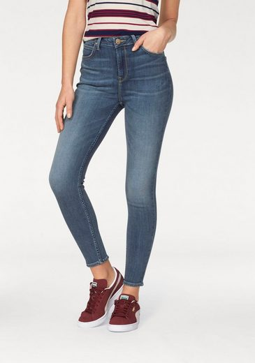 Lee® Stretch-Jeans »Scarlett« High-waist