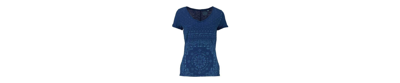 Minimal zartem Print Shirt mit Druck Print Shirt mit Xv7zzYUq