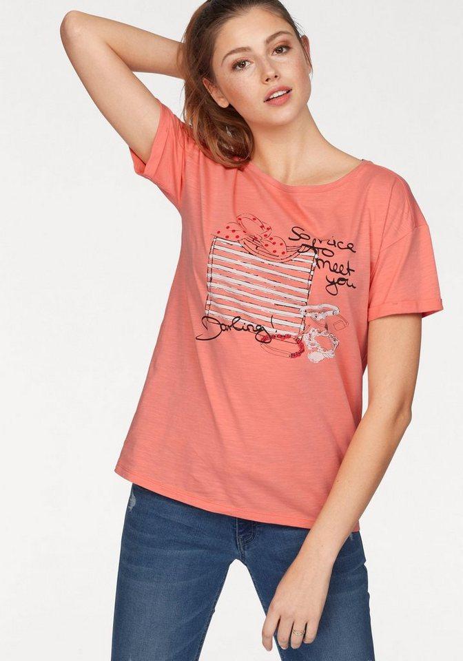 s oliver red label t shirt mit jeweils unterschiedlichem. Black Bedroom Furniture Sets. Home Design Ideas