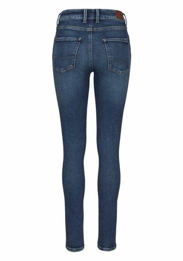 Pepe Jeans Skinny-fit-Jeans REGENT OPEN END, im Retro-Design