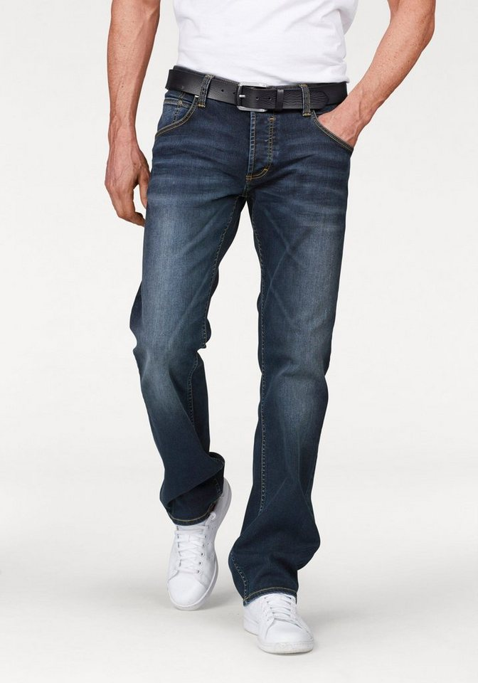 mustang straight jeans michigan straight kaufen otto