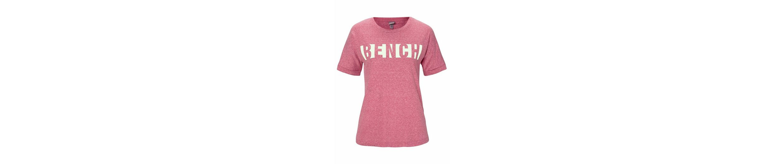 Bench T-Shirt, mit Logo-Print