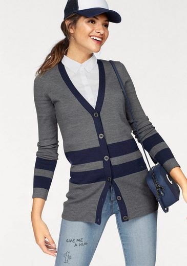 Ajc Sweater, With Special Stripe Details