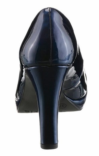 Tamaris High-heel-pumps, In Schlichtem Look